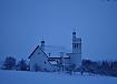 Plečnikova cerkev Prekmurje