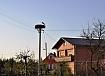 štorkljino gnezdo Turnišče
