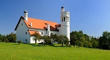 Plečnikova cerkev - počitnice v Prekmurju